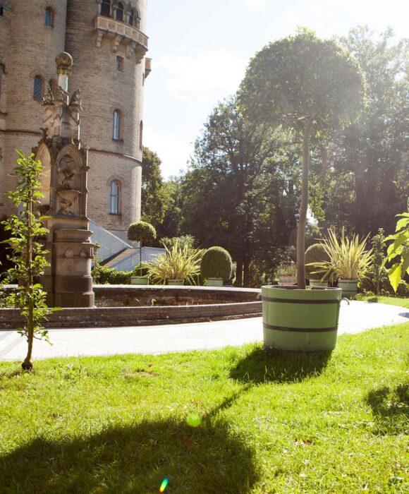 Schlosspark Babelsberg, Körperbewusstsein